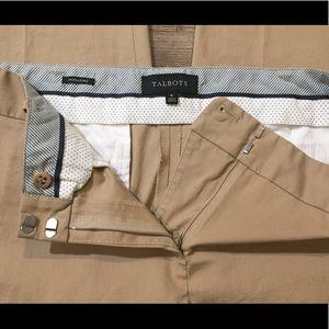 Talbots Pants - SALE ❗️Talbots Signature Khaki Ankle Pants